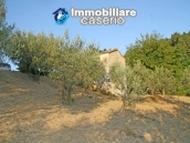 Stone house for sale in wonderful location in Abruzzo's hills 12
