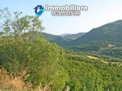 Stone house for sale in wonderful location in Abruzzo's hills 15