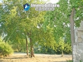 Stone house for sale in wonderful location in Abruzzo's hills 16