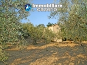 Stone house for sale in wonderful location in Abruzzo's hills 17