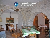 Villa of stones with land for sale in Trivento, Molise, Italy 21