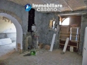 Town house for sale to renovate in Montnero di Bisaccia, Molise 7