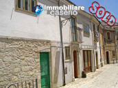 Habitable town house for sale in Castelbottaccio, Molise 1