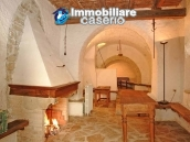 Stone villa within an olive grove in Montagano 4