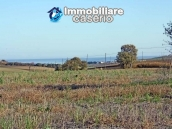 Building land with sea view for sale in Montenero di Bisaccia, Molise, Italy  1