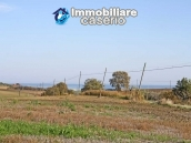 Building land with sea view for sale in Montenero di Bisaccia, Molise, Italy  2