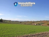 Building land with sea view for sale in Montenero di Bisaccia, Molise, Italy  3
