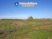 Building land with sea view for sale in Montenero di Bisaccia, Molise, Italy  4