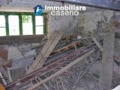 House to be restored with garden for sale in Abruzzo, Italy 10