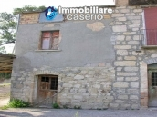 House to be restored with garden for sale in Abruzzo, Italy 4