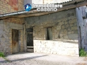 House to be restored with garden for sale in Abruzzo, Italy 5