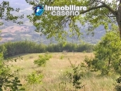 House to be restored with garden for sale in Abruzzo, Italy 7