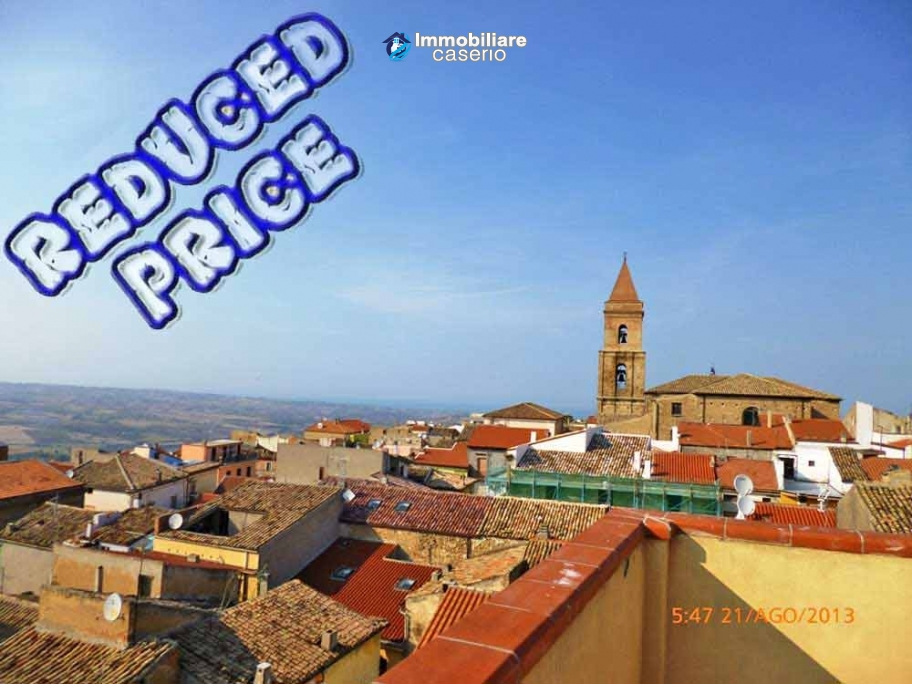 Town house sea view for sale in Guglionesi, Molise
