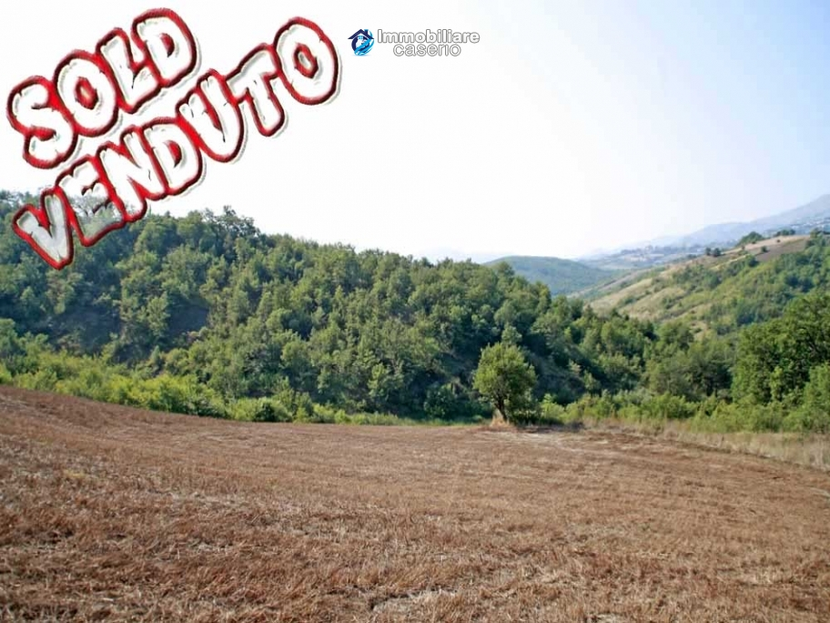 Ruin for sale with three hectares of land in Guilmi, Abruzzo