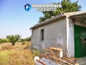 Detached house for sale with land in the country of Montenero di Bisaccia 2