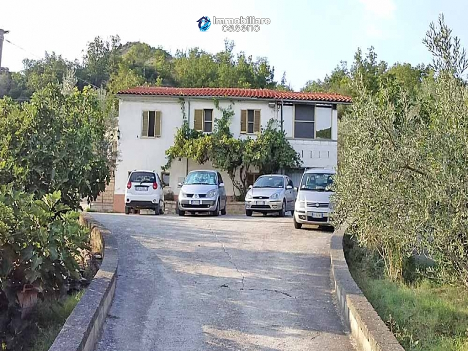 Cottage furnished and habitable for sale in Trivento, Molise