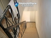 Town house for sale with a fabulous view of the sea in Monteodorisio, Abruzzo 12