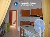 Town house for sale with a fabulous view of the sea in Monteodorisio, Abruzzo 13