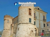 Town house for sale with a fabulous view of the sea in Monteodorisio, Abruzzo 20