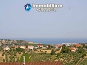 Town house for sale with a fabulous view of the sea in Monteodorisio, Abruzzo 3