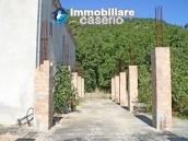 Two buildings with 20 hectares for sale in Gissi, Abruzzo 4