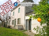 Cottage habitable with land for sale in Scerni, Abruzzo, Italy 1