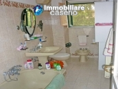 Stone cottage for sale with garden in the green village of Sant'Angelo del Pesco 11