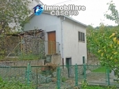 Stone cottage for sale with garden in the green village of Sant'Angelo del Pesco 16