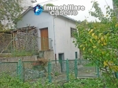 Stone cottage for sale with garden in the green village of Sant'Angelo del Pesco 18