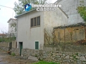 Stone cottage for sale with garden in the green village of Sant'Angelo del Pesco 19