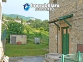 Stone cottage for sale with garden in the green village of Sant'Angelo del Pesco 2
