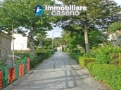 Stone cottage for sale with garden in the green village of Sant'Angelo del Pesco 4