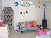 Stone cottage for sale with garden in the green village of Sant'Angelo del Pesco 6