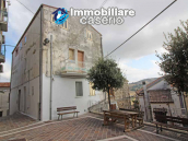 House in the village area with hilltop views for sale in Montenero di Bisaccia, Italy 1