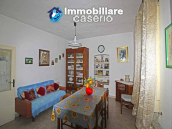 House in the village area with hilltop views for sale in Montenero di Bisaccia, Italy 3