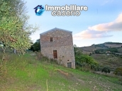 Stone cottage with lake view for sale in the Liscione Guardialfiera, Molise, Italy 12