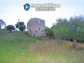 Stone cottage with lake view for sale in the Liscione Guardialfiera, Molise, Italy 13