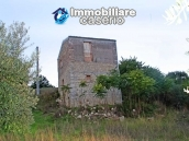Stone cottage with lake view for sale in the Liscione Guardialfiera, Molise, Italy 14