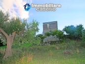 Stone cottage with lake view for sale in the Liscione Guardialfiera, Molise, Italy 15