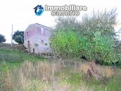 Stone cottage with lake view for sale in the Liscione Guardialfiera, Molise, Italy 16