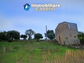 Stone cottage with lake view for sale in the Liscione Guardialfiera, Molise, Italy 17