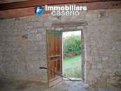 Stone cottage with lake view for sale in the Liscione Guardialfiera, Molise, Italy 18
