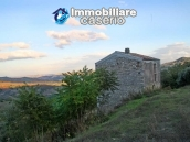 Stone cottage with lake view for sale in the Liscione Guardialfiera, Molise, Italy 2