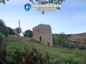 Stone cottage with lake view for sale in the Liscione Guardialfiera, Molise, Italy 4