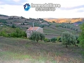 Stone cottage with lake view for sale in the Liscione Guardialfiera, Molise, Italy 5
