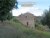 Stone cottage with lake view for sale in the Liscione Guardialfiera, Molise, Italy 6