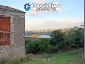 Stone cottage with lake view for sale in the Liscione Guardialfiera, Molise, Italy 7