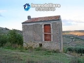 Stone cottage with lake view for sale in the Liscione Guardialfiera, Molise, Italy 8