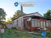 House with planning permission with a view of the lake and the sea for sale in Italy 11