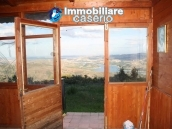 House with planning permission with a view of the lake and the sea for sale in Italy 17